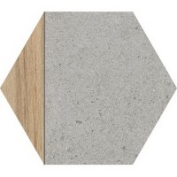 Плитка VIVES HEXAGONO LIGARD GRIS 230x266x9