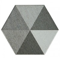 Плитка Monopole Ceramica Diamond Grey 200x240x8