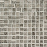 Мозаика Italgraniti MM1230M MOSAICO GREY