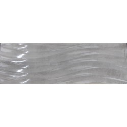 Konskie Keramika Harmony Grey Wave 25x75