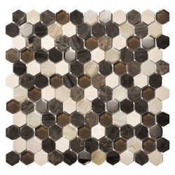 Intermatex Living Brown 30x30