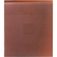 Cerrad Old Castle Red Stopnica V-Shape 30x32
