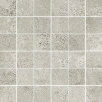 Мозаика Opoczno QUENOS LIGHT GREY MOSAIC MAT 29,8×29,8