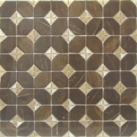Плитка Vives ILIADA-PR MARRON 435x435x9.5