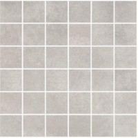 Мозаїка Cersanit City Squares Light Grey Mosaic 298x298x8.5