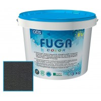 Затирка Atis Fuga Color A 120 черная (3кг)